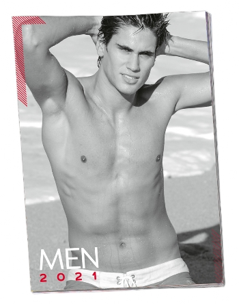 CALENDRIER PIN UP MEN 2021
