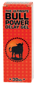GEL BULL POWER DELAY