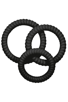 COCKRINGS LUXURE NOIRS