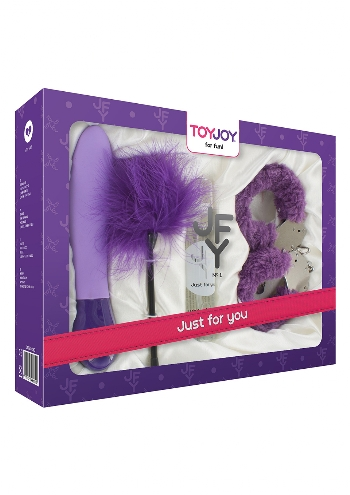 KIT JFY LUXE BOX NO 1 VIOLET
