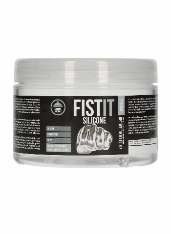 GEL FIST IT SILICONE 500 ML