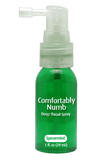 SPRAY DEEP THROAT COMFORTABLY NUMB