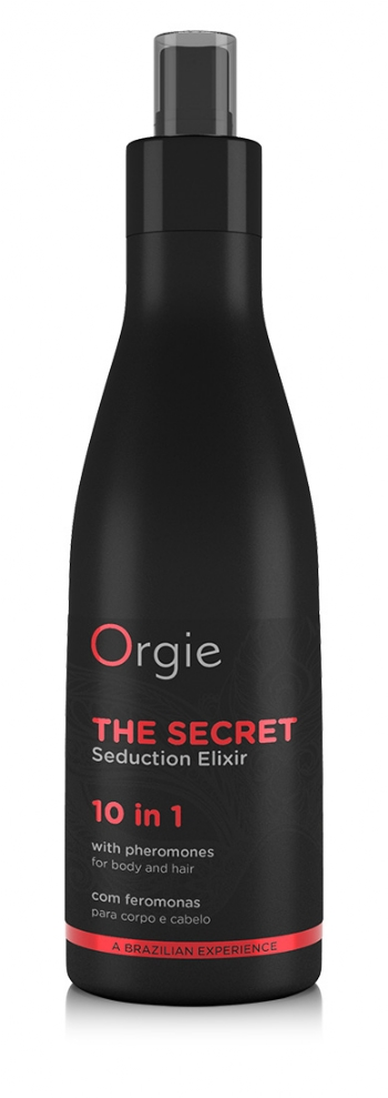 CREME ELEXIR SEDUCTION THE SECRET 10 EN 1