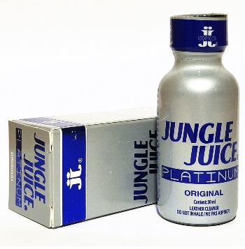 POPPERS JUNGLE JUICE PLATINUM
